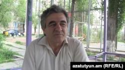 Ռազմավարական և ազգային հետազոտությունների հայկական կենտրոնի տնօրեն, քաղաքագետ Մանվել Սարգսյանը: