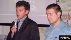 Андрэй Чарнякевіч і Аляксандар Пашкевіч