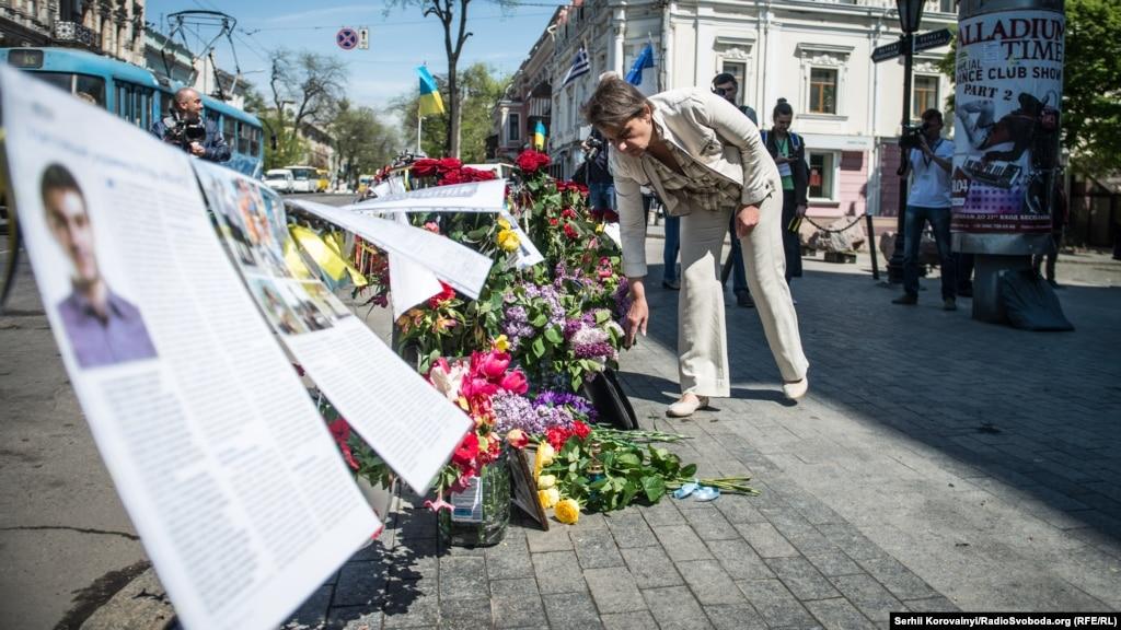 Вцентре Одессы милиция нашла взрывное устройство