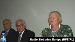 Sa promocije filma u Mostaru, foto: Mirsad Behram