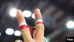«За» кандидата на посаду президента Ірану Махмуда Ахмадінеджада