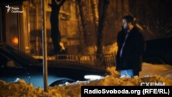 Колишній старший прокурор відділу прокуратури Києва Сергій Лисенко