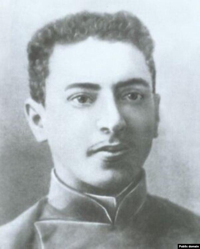 Марк Вишняк