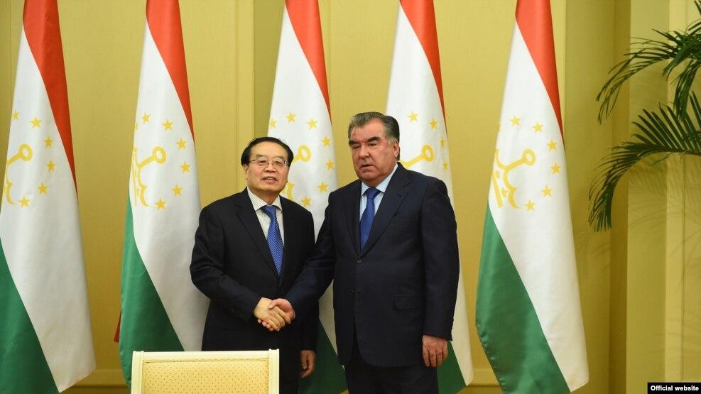 Таджикистан и Китай обсудили вопросы противодействия терроризму