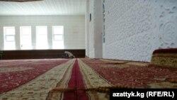 В одной из мечетей Нарына