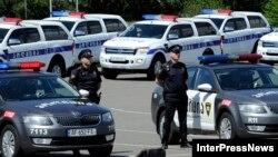 Сегодня в Тбилиси отметили профессиональный праздник полицейского