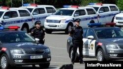 День полиции в Тбилиси