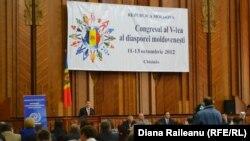 La al cincelea Congres al reprezentanților Diasporei la Chișinău