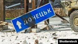По сообщениям сторон конфликта, за сутки 12 украинских военных получили ранения, четверо сепаратистов погибли