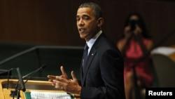 باراک اوباما در سازمان ملل