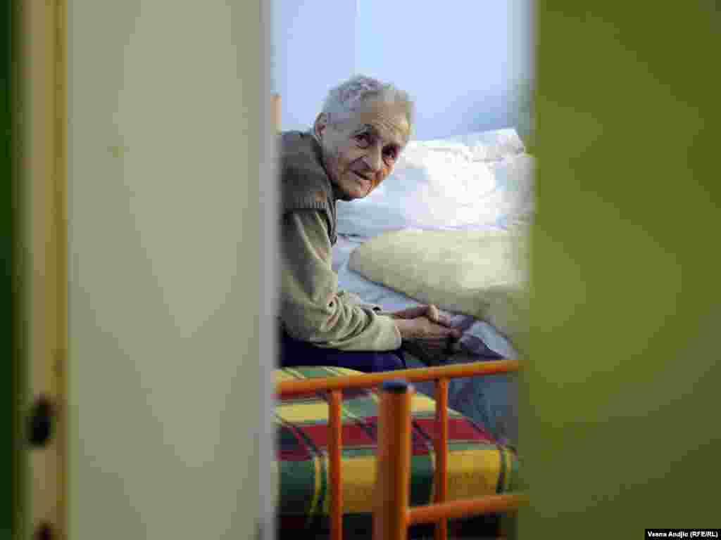 Prihvatilište za odrasla i stara lica u Beogradu, foto: Vesna Anđić