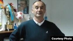 Гений Тулегенов, футбольный эксперт.