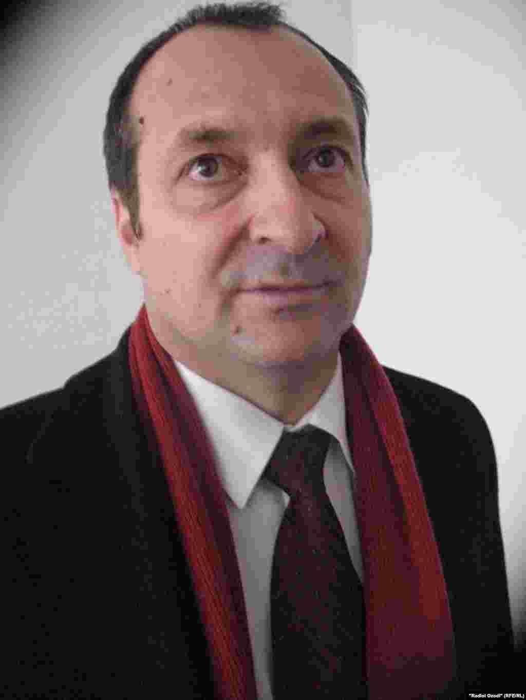 Советник по политическим вопросам посольства РФ в РТ Дмитрий Кабаев