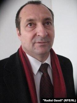 Дмитрий Кабаев, намояндаи сафорати Русия