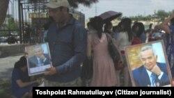 Bloger Toshpo'lat Rahmatullaev tarafidan 20 may kuni suratga olingan manzara