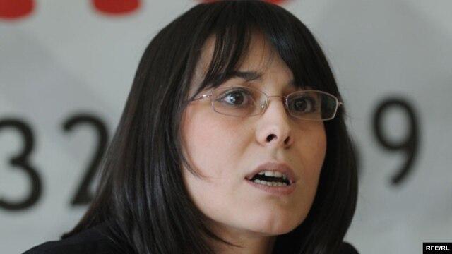 Vanja Ćalović, foto: Savo Prelević