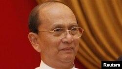 Претседателот на Мјанмар Тејн Сејн
