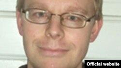 Марцін Угла - старшыня праваабарончай арганізацыі Östgruppen