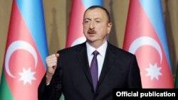 Ильхам Алиев.Архивное фото