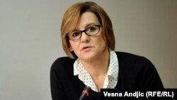Bez iznenađenja tužbom: Svetlana Lukić