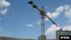Реконструкція НСК «Олімпійський», 21 вересня 2009 р.