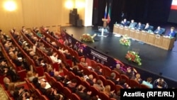 Татарстан мәдәният министрлыгының коллегия утырышы. 2 февраль 2016