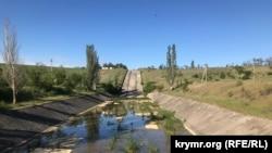 Сброс с Белогорского водохранилища приостановлен