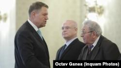 La consultările de la Cotroceni pe tema referendumului, PSD a trimis doi foști deținuți politici