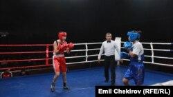 Бокс боюнча Кыргызстандын чемпиондугу. 30-октябрь, 2014-ж.