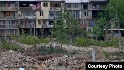 По статистике экологов площадь «легких» грузинской столицы неуклонно сокращается