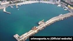 Порт Ялты