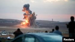 Шема -- Кобани гIалина гергахь тIом, 23ГIа2014