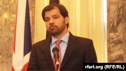 جاوید لودین معین سیاسی پیشین وزارت خارجه افغانستان