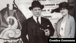 Пабло Пикассо и Ольга Хохлова, 1919 год