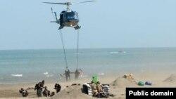 سواحل نوشهر عکس: leader.ir