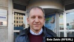 Berislav Jelinić, foto: Enis Zebić