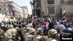 Демонстрация в Каире 29 июня