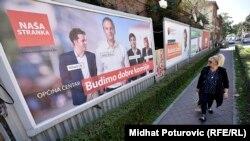 BiH u jeku predizborne kampanje za lokalne izbore 2. oktobra
