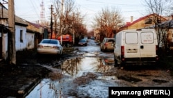 Старый город Симферополя, архивное фото