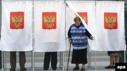 Ընտրություններ Ռուսաստանում, արխիվ