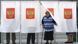 Время Свободы 8 сентября: Тихие выборы