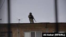 Усиленные меры безопасности в день суда по делу о нападениях в Актобе