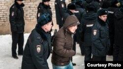 Задержание трудового мигранта, Томск