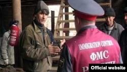 Муҳоҷирони тоҷик дар Русия