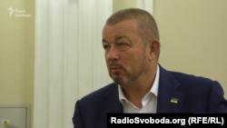 Депутат фракції «БПП» Микола Паламарчук