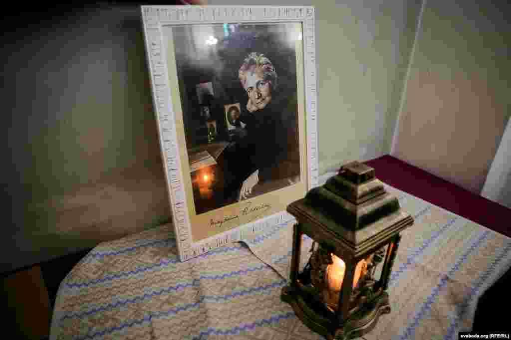 Магдалена Радзівіл памерла ў Швайцарыі ў 1945 годзе. Да 2017 года яна была пахаваная на могілках горада Фрыбур. У ліпені 2017 году ўрну з прахам прывезьлі ў Беларусь