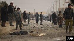 Pamje nga shpërthimi në Kabul