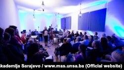 Velika posjećenost jazz koncerta