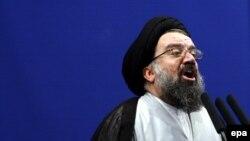 Ayətullah Ahmad Khatami