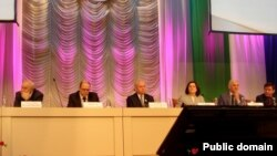 Мохтарият конференциясе
